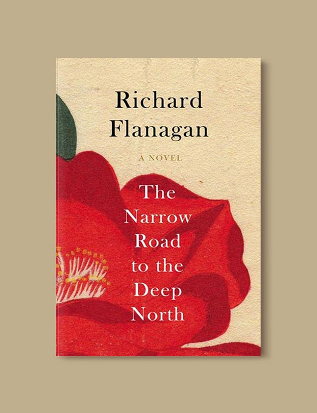 Books Set In Australia - The Narrow Road to the Deep North by Richard Flanagan. For more books visit www.taleway.com to find books set around the world. Ideas for those who like to travel, both in life and in fiction. australian books, books and travel, travel reads, reading list, books around the world, books to read, books set in different countries, australia
