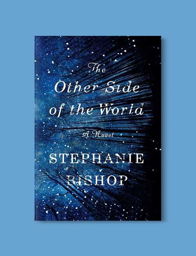 Books Set In Australia - The Other Side of the World by Stephanie Bishop. For more books visit www.taleway.com to find books set around the world. Ideas for those who like to travel, both in life and in fiction. australian books, books and travel, travel reads, reading list, books around the world, books to read, books set in different countries, australia