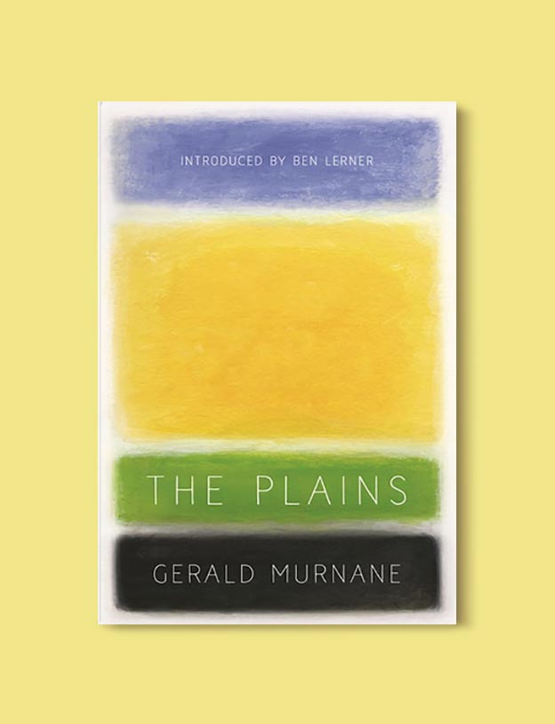 Books Set In Australia - The Plains by Gerald Murnane. For more books visit www.taleway.com to find books set around the world. Ideas for those who like to travel, both in life and in fiction. australian books, books and travel, travel reads, reading list, books around the world, books to read, books set in different countries, australia