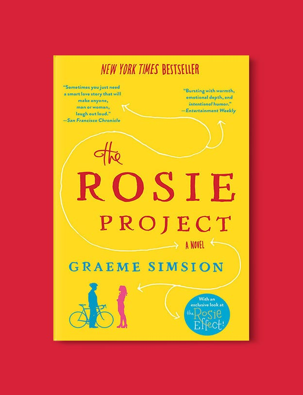 Books Set In Australia - The Rosie Project by Graeme Simsion. For more books visit www.taleway.com to find books set around the world. Ideas for those who like to travel, both in life and in fiction. australian books, books and travel, travel reads, reading list, books around the world, books to read, books set in different countries, australia
