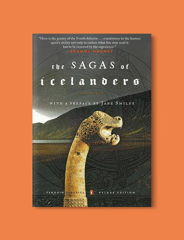 Books Set In Iceland - The Sagas of Icelanders by Anonymous. For more books visit www.taleway.com to find books set around the world. Ideas for those who like to travel, both in life and in fiction. #books #novels #fiction #iceland #travel