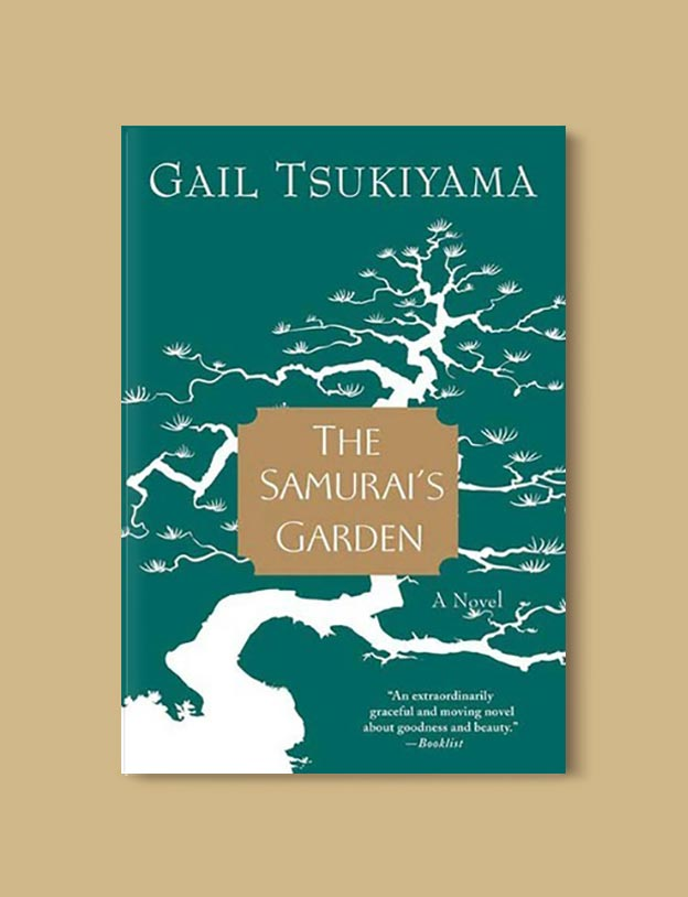 Books Set In Japan - The Samurai's Garden by Gail Tsukiyama. For more books visit www.taleway.com to find books set around the world. Ideas for those who like to travel, both in life and in fiction. #books #novels #bookworm #booklover #fiction #travel #japan