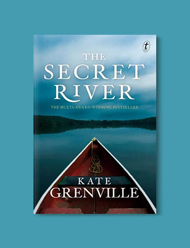 Books Set In Australia - The Secret River by Kate Grenville. For more books visit www.taleway.com to find books set around the world. Ideas for those who like to travel, both in life and in fiction. australian books, books and travel, travel reads, reading list, books around the world, books to read, books set in different countries, australia