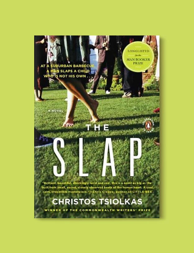Books Set In Australia - The Slap by Christos Tsiolkas. For more books visit www.taleway.com to find books set around the world. Ideas for those who like to travel, both in life and in fiction. australian books, books and travel, travel reads, reading list, books around the world, books to read, books set in different countries, australia
