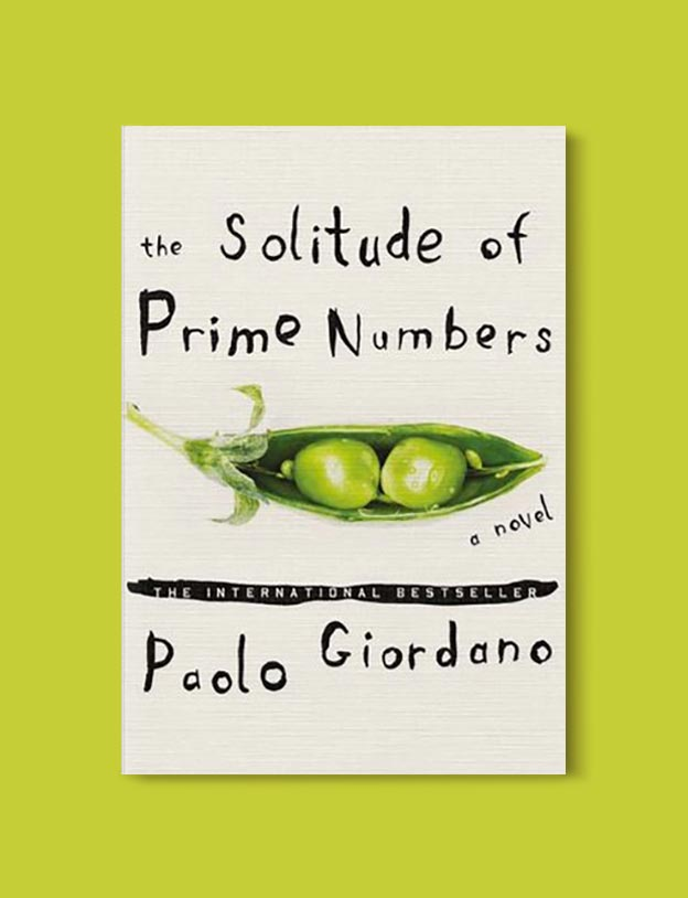 Books Set In Italy - The Solitude of Prime Numbers by Paolo Giordano. For more books that inspire travel visit www.taleway.com to find books set around the world. italian books, books about italy, italy inspiration, italy travel, novels set in italy, italian novels, books and travel, travel reads, reading list, books around the world, books to read, books set in different countries, italy