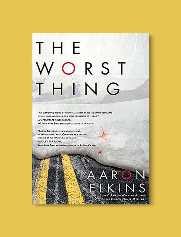 Books Set In Iceland - The Worst Thing by Aaron Elkins. For more books visit www.taleway.com to find books set around the world. Ideas for those who like to travel, both in life and in fiction. #books #novels #fiction #iceland #travel