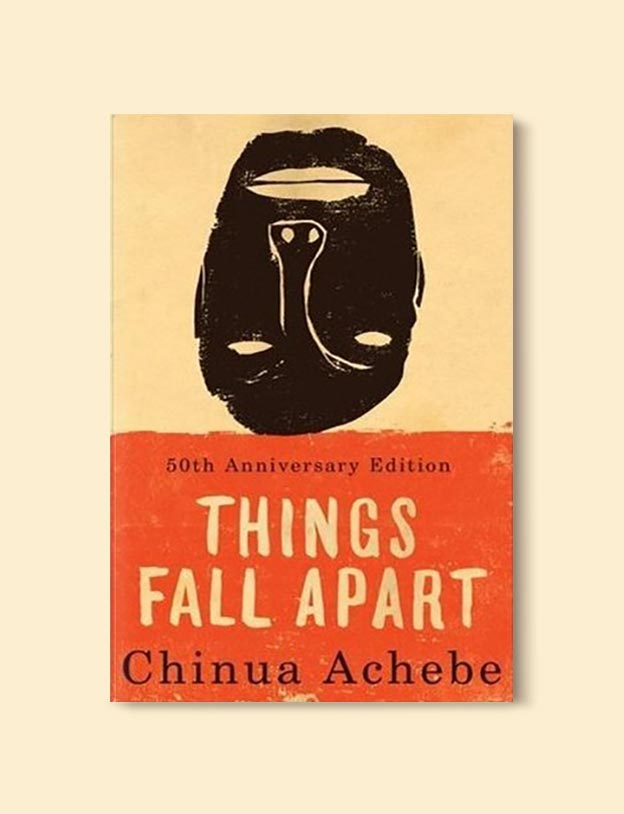 Books Set In Nigeria - Things Fall Apart (The African Trilogy 1/3) by Chinua Achebe. For more books visit www.taleway.com to find books set around the world. Ideas for those who like to travel, both in life and in fiction. Books Set In Africa. Nigerian Books. #books #nigeria #travel
