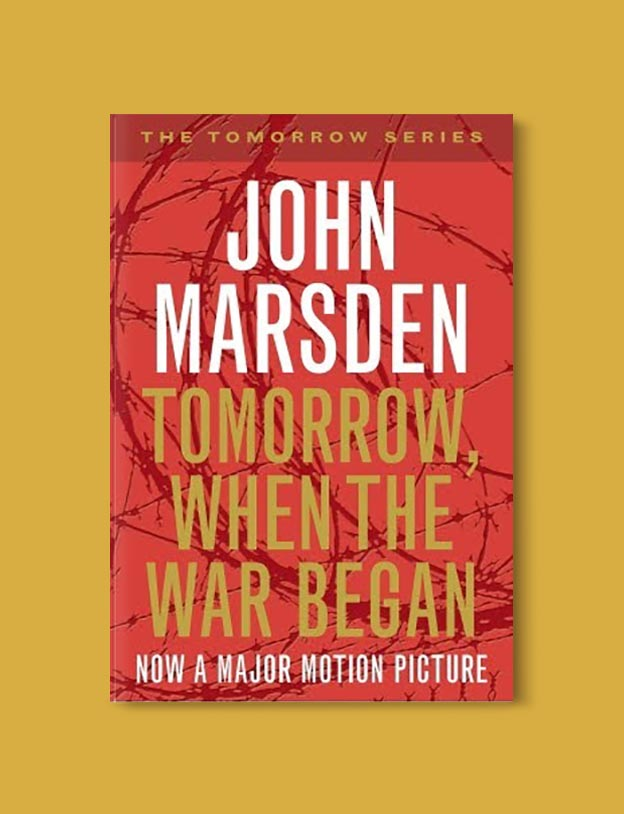 Books Set In Australia - Tomorrow, When the War Began by John Marsden. For more books visit www.taleway.com to find books set around the world. Ideas for those who like to travel, both in life and in fiction. australian books, books and travel, travel reads, reading list, books around the world, books to read, books set in different countries, australia