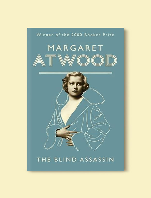 Books Set Around The World - The Blind Assassin by Margaret Atwood. For more books that inspire travel visit www.taleway.com to find books set around the world. world books, books around the world, travel inspiration, world travel, novels set around the world, world novels, books and travel, travel reads, reading list, books to read, books set in different countries, world reading challenge