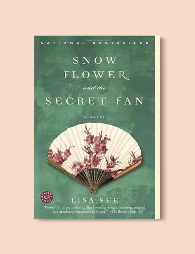 Flower pdf secret see fan lisa the snow and