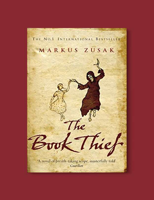 Books Set Around The World - The Book Thief by Markus Zusak. For more books that inspire travel visit www.taleway.com to find books set around the world. world books, books around the world, travel inspiration, world travel, novels set around the world, world novels, books and travel, travel reads, reading list, books to read, books set in different countries, world reading challenge