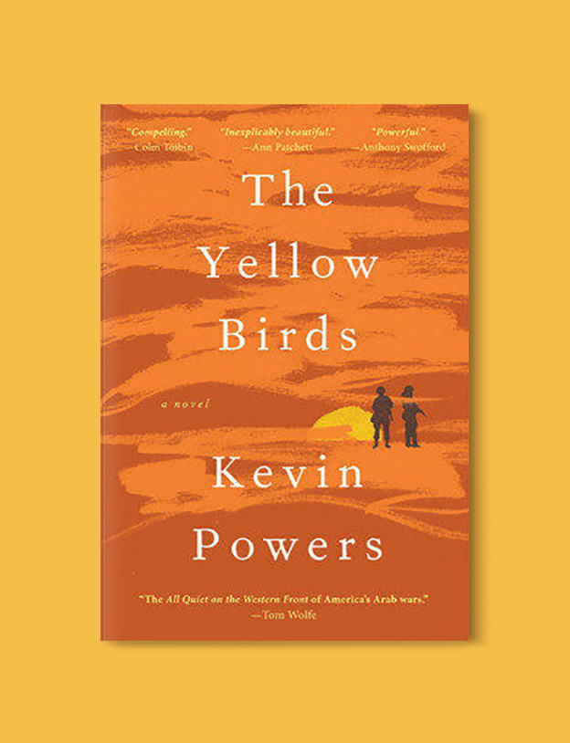 Books Set Around The World - The Yellow Birds by Kevin Powers. For more books that inspire travel visit www.taleway.com to find books set around the world. world books, books around the world, travel inspiration, world travel, novels set around the world, world novels, books and travel, travel reads, reading list, books to read, books set in different countries, world reading challenge