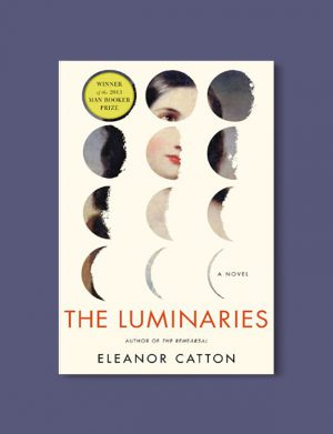 Books Set Around The World - The Luminaries by Eleanor Catton. For more books that inspire travel visit www.taleway.com to find books set around the world. world books, books around the world, travel inspiration, world travel, novels set around the world, world novels, books and travel, travel reads, reading list, books to read, books set in different countries, world reading challenge