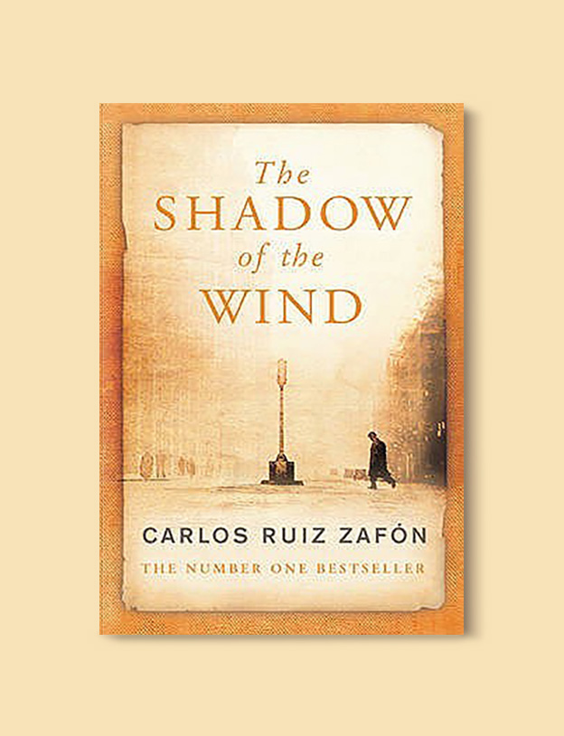 Books Set Around The World - The Shadow of the Wind by Carlos Ruiz Zafón. For more books that inspire travel visit www.taleway.com to find books set around the world. world books, books around the world, travel inspiration, world travel, novels set around the world, world novels, books and travel, travel reads, reading list, books to read, books set in different countries, world reading challenge