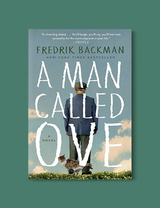 Books Set Around The World - A Man Called Ove by Fredrik Backman. For more books that inspire travel visit www.taleway.com to find books set around the world. world books, books around the world, travel inspiration, world travel, novels set around the world, world novels, books and travel, travel reads, reading list, books to read, books set in different countries, world reading challenge