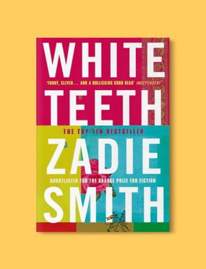 Books Set Around The World - White Teeth by Zadie Smith. For more books that inspire travel visit www.taleway.com to find books set around the world. world books, books around the world, travel inspiration, world travel, novels set around the world, world novels, books and travel, travel reads, reading list, books to read, books set in different countries, world reading challenge