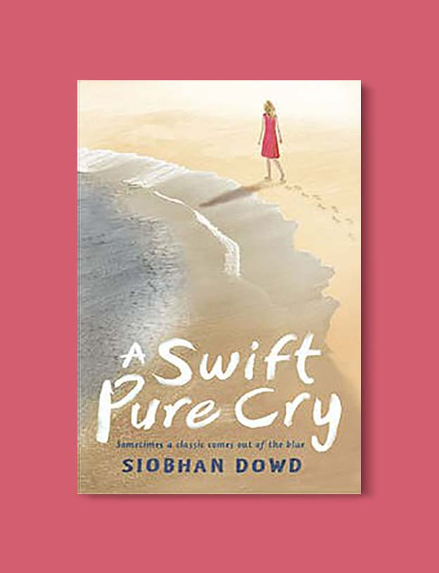 Books Set In Ireland - A Swift Pure Cry by Siobhan Dowd. For more books that inspire travel visit www.taleway.com to find books set around the world. irish books, books about ireland, ireland inspiration, ireland travel, novels set in ireland, irish novels, books and travel, travel reads, reading list, books around the world, books to read, books set in different countries, ireland, ireland books, ireland packing list, ireland vacation, irish books novels