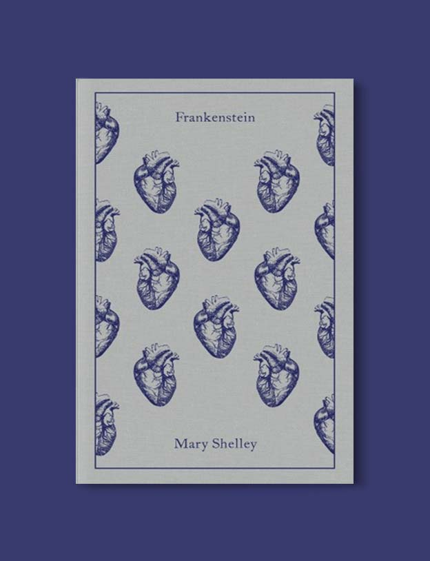 Books Set In Ireland - Frankenstein by Mary Wollstonecraft Shelley. For more books that inspire travel visit www.taleway.com to find books set around the world. irish books, books about ireland, ireland inspiration, ireland travel, novels set in ireland, irish novels, books and travel, travel reads, reading list, books around the world, books to read, books set in different countries, ireland, ireland books, ireland packing list, ireland vacation, irish books novels