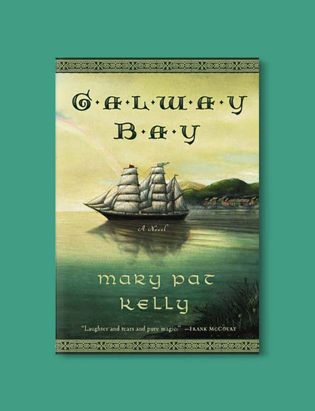 Books Set In Ireland - Galway Bay by Mary Pat Kelly. For more books that inspire travel visit www.taleway.com to find books set around the world. irish books, books about ireland, ireland inspiration, ireland travel, novels set in ireland, irish novels, books and travel, travel reads, reading list, books around the world, books to read, books set in different countries, ireland, ireland books, ireland packing list, ireland vacation, irish books novels
