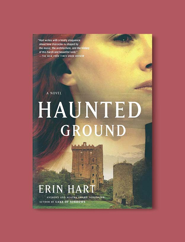 Books Set In Ireland - Haunted Ground (Nora Gavin 1/4) by Erin Hart. For more books that inspire travel visit www.taleway.com to find books set around the world. irish books, books about ireland, ireland inspiration, ireland travel, novels set in ireland, irish novels, books and travel, travel reads, reading list, books around the world, books to read, books set in different countries, ireland, ireland books, ireland packing list, ireland vacation, irish books novels