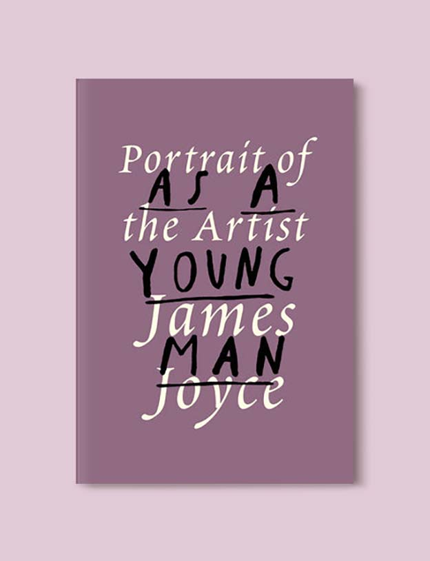 Books Set In Ireland - Portrait of the Artist as a Young Man by James Joyce. For more books that inspire travel visit www.taleway.com to find books set around the world. irish books, books about ireland, ireland inspiration, ireland travel, novels set in ireland, irish novels, books and travel, travel reads, reading list, books around the world, books to read, books set in different countries, ireland, ireland books, ireland packing list, ireland vacation, irish books novels