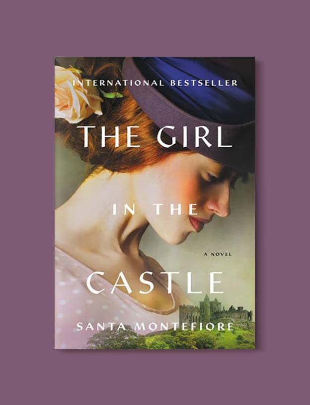 Books Set In Ireland - The Girl in the Castle by Santa Montefiore. For more books that inspire travel visit www.taleway.com to find books set around the world. irish books, books about ireland, ireland inspiration, ireland travel, novels set in ireland, irish novels, books and travel, travel reads, reading list, books around the world, books to read, books set in different countries, ireland, ireland books, ireland packing list, ireland vacation, irish books novels