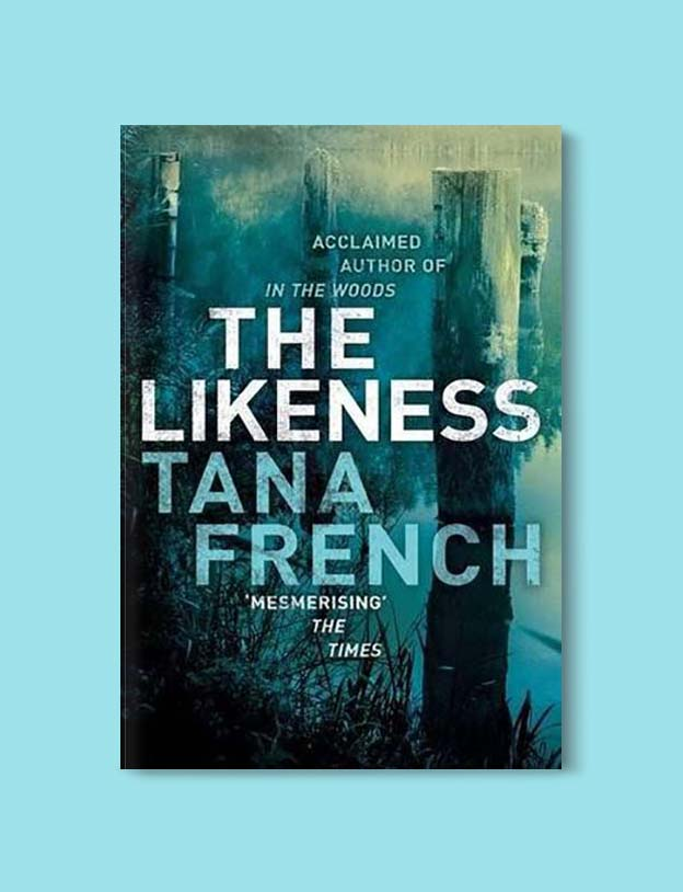Books Set In Ireland - The Likeness (Dublin Murder Squad 2/6) by Tana French. For more books that inspire travel visit www.taleway.com to find books set around the world. irish books, books about ireland, ireland inspiration, ireland travel, novels set in ireland, irish novels, books and travel, travel reads, reading list, books around the world, books to read, books set in different countries, ireland, ireland books, ireland packing list, ireland vacation, irish books novels