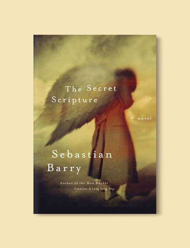 Books Set In Ireland - The Secret Scripture (McNulty Family Series) by Sebastian Barry. For more books that inspire travel visit www.taleway.com to find books set around the world. irish books, books about ireland, ireland inspiration, ireland travel, novels set in ireland, irish novels, books and travel, travel reads, reading list, books around the world, books to read, books set in different countries, ireland, ireland books, ireland packing list, ireland vacation, irish books novels