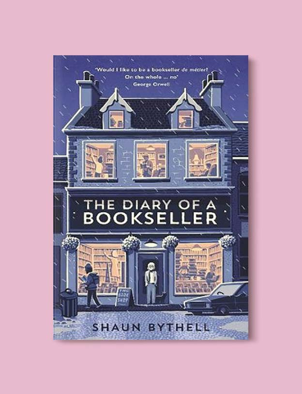 Books Set In Scotland - The Diary of a Bookseller by Shaun Bythell. For more books that inspire travel visit www.taleway.com to find books set around the world. scottish books, books about scotland, scotland inspiration, scotland travel, novels set in scotland, scottish novels, scotland novels, books and travel, travel reads, reading list, books around the world, books to read, books set in different countries, scotland, scottish books, scotland packing list, scotland vacation, scotland books novels
