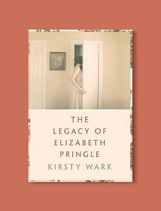 Books Set In Scotland - The Legacy of Elizabeth Pringle by Kirsty Wark. For more books that inspire travel visit www.taleway.com to find books set around the world. scottish books, books about scotland, scotland inspiration, scotland travel, novels set in scotland, scottish novels, scotland novels, books and travel, travel reads, reading list, books around the world, books to read, books set in different countries, scotland, scottish books, scotland packing list, scotland vacation, scotland books novels