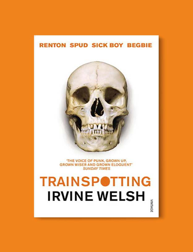 Books Set In Scotland - Trainspotting by Irvine Welsh. For more books that inspire travel visit www.taleway.com to find books set around the world. scottish books, books about scotland, scotland inspiration, scotland travel, novels set in scotland, scottish novels, scotland novels, books and travel, travel reads, reading list, books around the world, books to read, books set in different countries, scotland, scottish books, scotland packing list, scotland vacation, scotland books novels