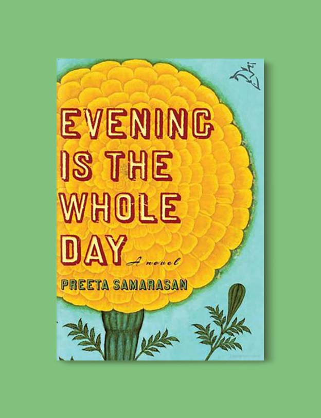 Books Set In Malaysia - Evening Is the Whole Day by Preeta Samarasan. For more books that inspire travel visit www.taleway.com. malaysian books, books about malaysia, malaysia inspiration, malaysia travel, novels set in malaysia, malaysia novels, malaysian novels, books and travel, travel reads, reading list, books around the world, books to read, malaysia, malaysian books, malaysia books, malaysia packing list, malaysia vacation, malaysia kuala lumpur, malaysia backpacking, malaysia culture, malaysia vacation
