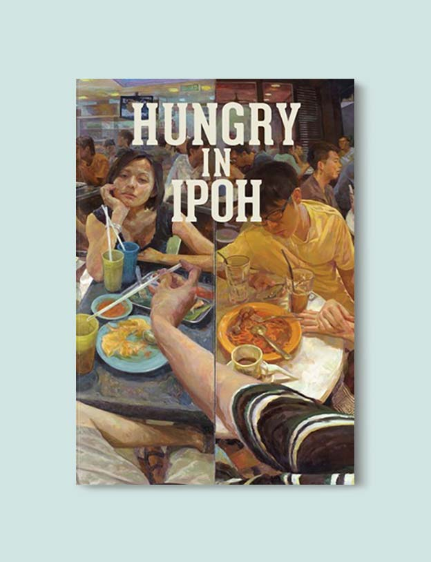 Books Set In Malaysia - Hungry in Ipoh by Hadi M. Nor. For more books that inspire travel visit www.taleway.com. malaysian books, books about malaysia, malaysia inspiration, malaysia travel, novels set in malaysia, malaysia novels, malaysian novels, books and travel, travel reads, reading list, books around the world, books to read, malaysia, malaysian books, malaysia books, malaysia packing list, malaysia vacation, malaysia kuala lumpur, malaysia backpacking, malaysia culture, malaysia vacation