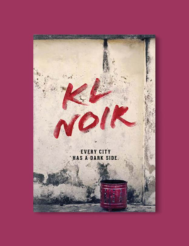 Books Set In Malaysia - KL Noir: Red by Amir Muhammad. For more books that inspire travel visit www.taleway.com. malaysian books, books about malaysia, malaysia inspiration, malaysia travel, novels set in malaysia, malaysia novels, malaysian novels, books and travel, travel reads, reading list, books around the world, books to read, malaysia, malaysian books, malaysia books, malaysia packing list, malaysia vacation, malaysia kuala lumpur, malaysia backpacking, malaysia culture, malaysia vacation