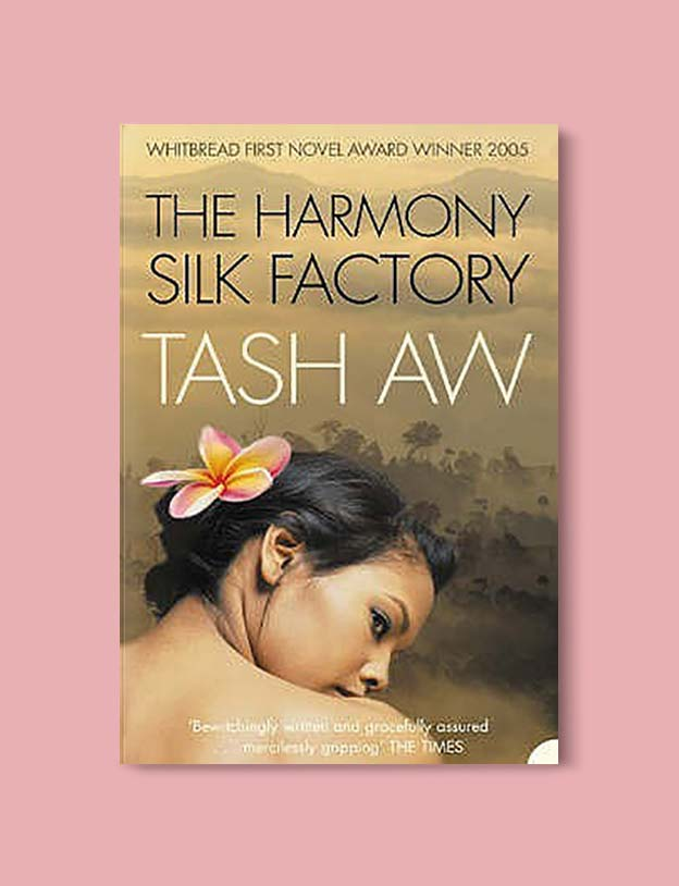 Books Set In Malaysia - The Harmony Silk Factory by Tash Aw. For more books that inspire travel visit www.taleway.com. malaysian books, books about malaysia, malaysia inspiration, malaysia travel, novels set in malaysia, malaysia novels, malaysian novels, books and travel, travel reads, reading list, books around the world, books to read, malaysia, malaysian books, malaysia books, malaysia packing list, malaysia vacation, malaysia kuala lumpur, malaysia backpacking, malaysia culture, malaysia vacation
