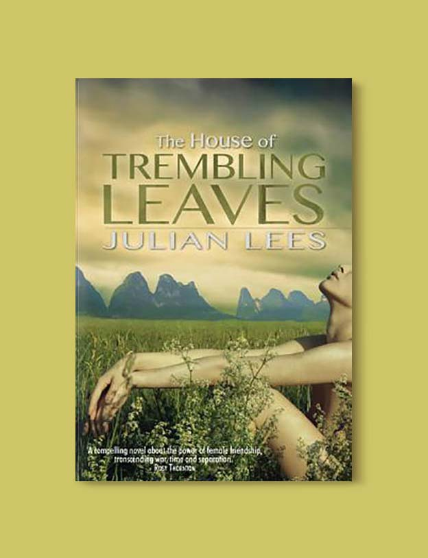 Books Set In Malaysia - The House Of Trembling Leaves by Julian Lees. For more books that inspire travel visit www.taleway.com. malaysian books, books about malaysia, malaysia inspiration, malaysia travel, novels set in malaysia, malaysia novels, malaysian novels, books and travel, travel reads, reading list, books around the world, books to read, malaysia, malaysian books, malaysia books, malaysia packing list, malaysia vacation, malaysia kuala lumpur, malaysia backpacking, malaysia culture, malaysia vacation