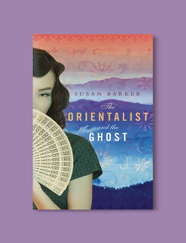 Books Set In Malaysia - The Orientalist and the Ghost by Susan Barker. For more books that inspire travel visit www.taleway.com. malaysian books, books about malaysia, malaysia inspiration, malaysia travel, novels set in malaysia, malaysia novels, malaysian novels, books and travel, travel reads, reading list, books around the world, books to read, malaysia, malaysian books, malaysia books, malaysia packing list, malaysia vacation, malaysia kuala lumpur, malaysia backpacking, malaysia culture, malaysia vacation
