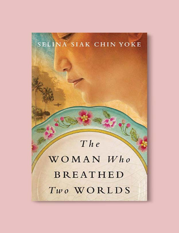 Books Set In Malaysia - The Woman Who Breathed Two Worlds by Selina Siak Chin Yoke. For more books that inspire travel visit www.taleway.com. malaysian books, books about malaysia, malaysia inspiration, malaysia travel, novels set in malaysia, malaysia novels, malaysian novels, books and travel, travel reads, reading list, books around the world, books to read, malaysia, malaysian books, malaysia books, malaysia packing list, malaysia vacation, malaysia kuala lumpur, malaysia backpacking, malaysia culture, malaysia vacation
