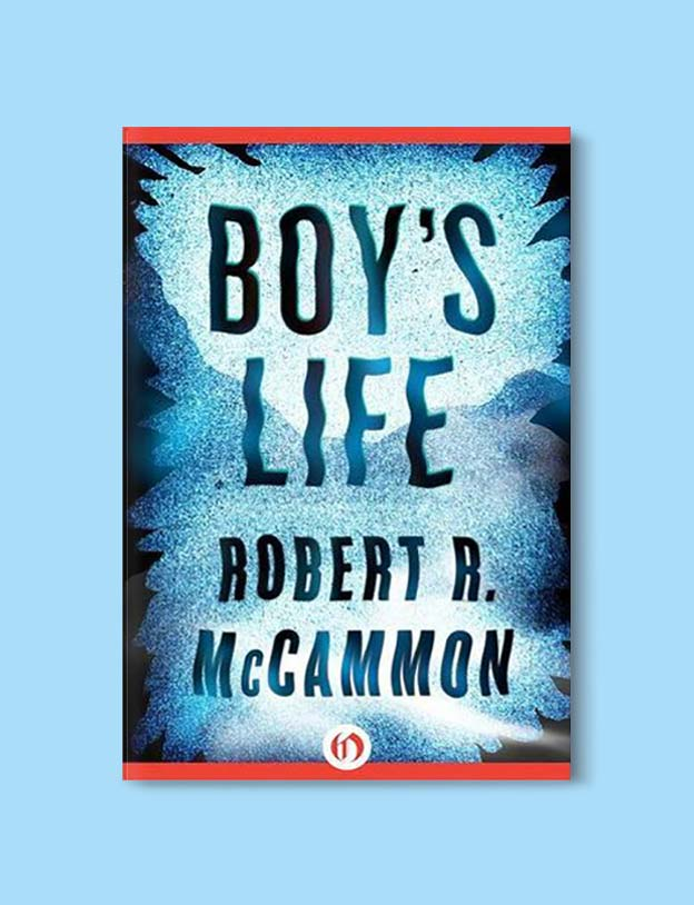 Books Set In Alabama, Boy's Life by Robert R. McCammon - Visit www.taleway.com to find books set around the world. alabama books, alabama novels, alabama travel, books from every state, books from each state, american books, usa books, us books, book challenge, alabama adventures, alabama road trip, books and travel, travel reading list, reading list, reading challenge, books to read, books around the world