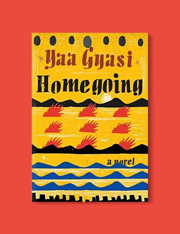 Books Set In Alabama, Homegoing by Yaa Gyasi - Visit www.taleway.com to find books set around the world. alabama books, alabama novels, alabama travel, books from every state, books from each state, american books, usa books, us books, book challenge, alabama adventures, alabama road trip, books and travel, travel reading list, reading list, reading challenge, books to read, books around the world