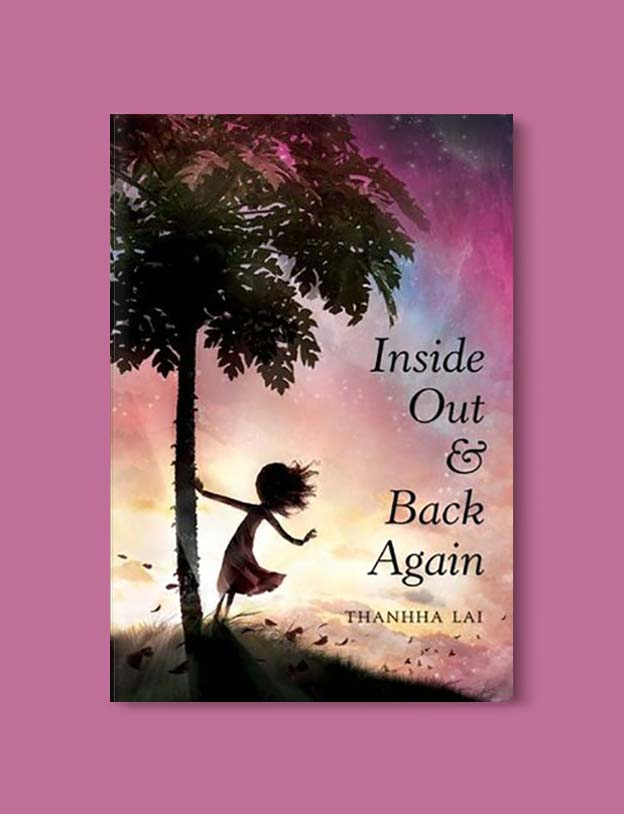 Books Set In Alabama, Inside Out and Back Again by Thanhha Lai - Visit www.taleway.com to find books set around the world. alabama books, alabama novels, alabama travel, books from every state, books from each state, american books, usa books, us books, book challenge, alabama adventures, alabama road trip, books and travel, travel reading list, reading list, reading challenge, books to read, books around the world