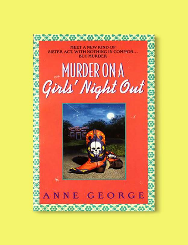 Books Set In Alabama, Murder On A Girls' Night Out by Anne George - Visit www.taleway.com to find books set around the world. alabama books, alabama novels, alabama travel, books from every state, books from each state, american books, usa books, us books, book challenge, alabama adventures, alabama road trip, books and travel, travel reading list, reading list, reading challenge, books to read, books around the world