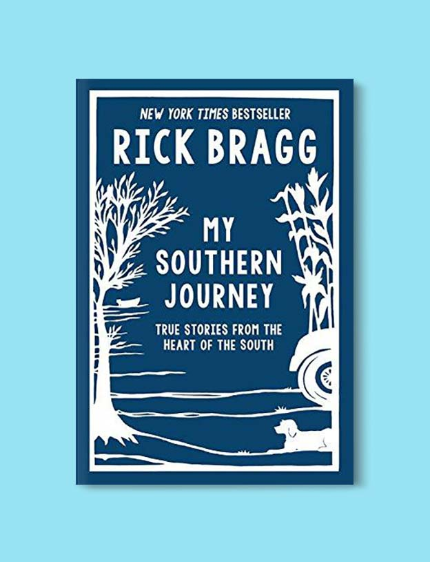 Books Set In Alabama, My Southern Journey by Rick Bragg - Visit www.taleway.com to find books set around the world. alabama books, alabama novels, alabama travel, books from every state, books from each state, american books, usa books, us books, book challenge, alabama adventures, alabama road trip, books and travel, travel reading list, reading list, reading challenge, books to read, books around the world
