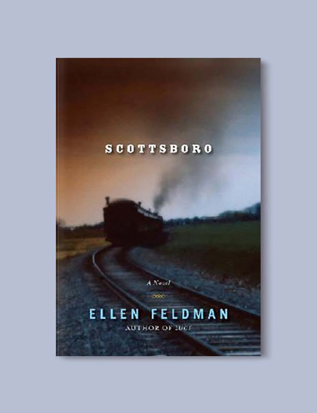 Books Set In Alabama, Scottsboro by Ellen Feldman - Visit www.taleway.com to find books set around the world. alabama books, alabama novels, alabama travel, books from every state, books from each state, american books, usa books, us books, book challenge, alabama adventures, alabama road trip, books and travel, travel reading list, reading list, reading challenge, books to read, books around the world