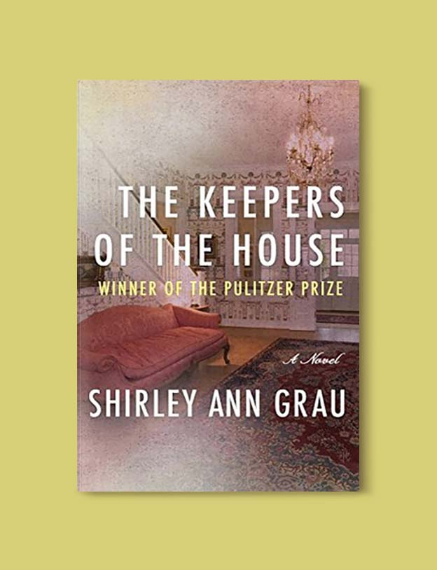 Books Set In Alabama, The Keepers of the House by Shirley Ann Grau - Visit www.taleway.com to find books set around the world. alabama books, alabama novels, alabama travel, books from every state, books from each state, american books, usa books, us books, book challenge, alabama adventures, alabama road trip, books and travel, travel reading list, reading list, reading challenge, books to read, books around the world