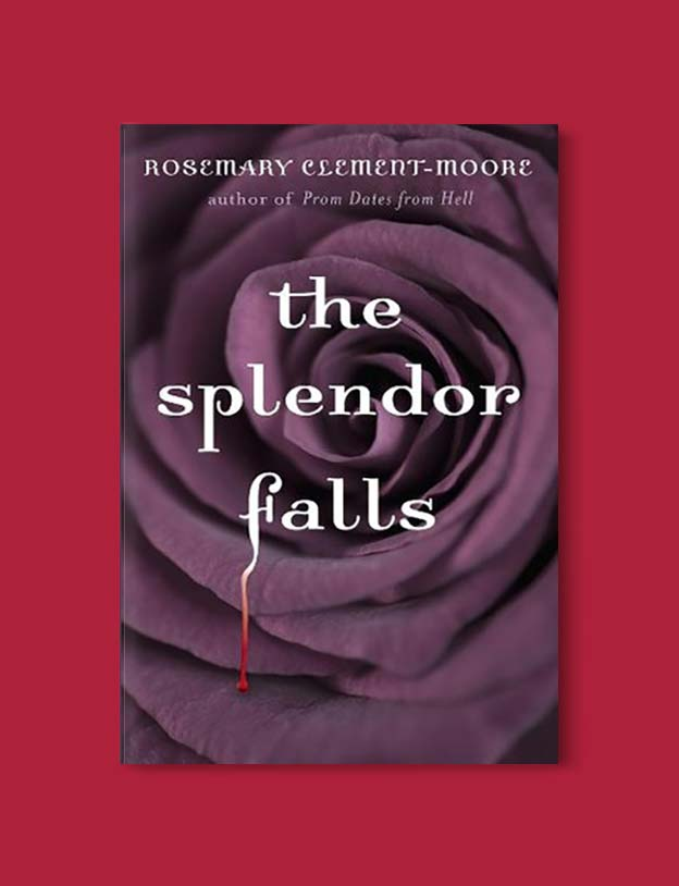 Books Set In Alabama, The Splendor Falls by Rosemary Clement-Moore - Visit www.taleway.com to find books set around the world. alabama books, alabama novels, alabama travel, books from every state, books from each state, american books, usa books, us books, book challenge, alabama adventures, alabama road trip, books and travel, travel reading list, reading list, reading challenge, books to read, books around the world