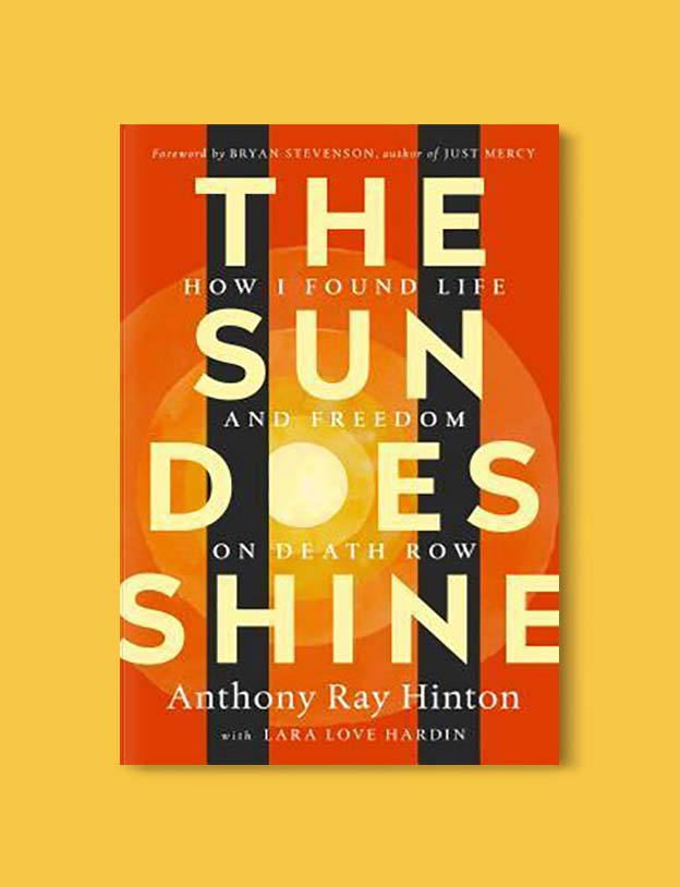 Books Set In Alabama, The Sun Does Shine by Anthony Ray Hinton - Visit www.taleway.com to find books set around the world. alabama books, alabama novels, alabama travel, books from every state, books from each state, american books, usa books, us books, book challenge, alabama adventures, alabama road trip, books and travel, travel reading list, reading list, reading challenge, books to read, books around the world