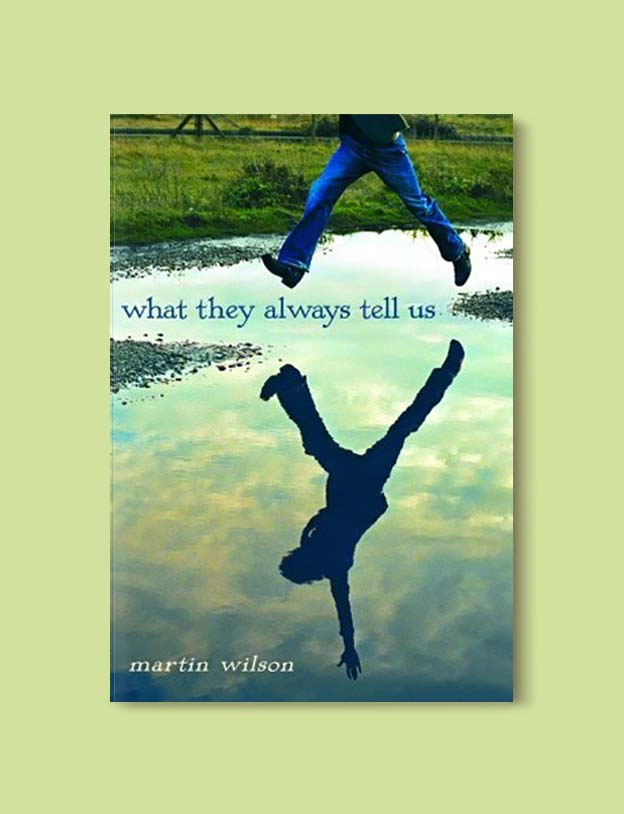 Books Set In Alabama, What They Always Tell Us by Martin Wilson - Visit www.taleway.com to find books set around the world. alabama books, alabama novels, alabama travel, books from every state, books from each state, american books, usa books, us books, book challenge, alabama adventures, alabama road trip, books and travel, travel reading list, reading list, reading challenge, books to read, books around the world