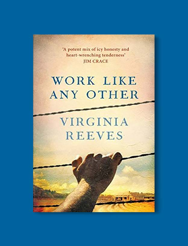 Books Set In Alabama, Work Like Any Other by Virginia Reeves - Visit www.taleway.com to find books set around the world. alabama books, alabama novels, alabama travel, books from every state, books from each state, american books, usa books, us books, book challenge, alabama adventures, alabama road trip, books and travel, travel reading list, reading list, reading challenge, books to read, books around the world