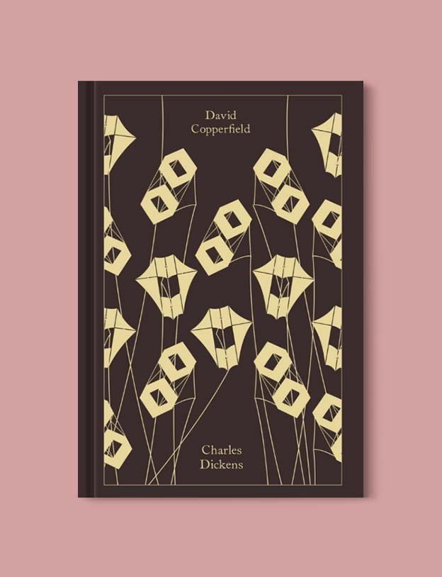 Penguin Clothbound Classics - David Copperfield by Charles Dickens. For books that inspire travel visit www.taleway.com to find books set around the world. penguin books, penguin classics, penguin classics list, penguin classics clothbound, clothbound classics, coralie bickford smith, classic books, classic books to read, book design, reading challenge, books and travel, travel reads, reading list, books around the world, books to read, books set in different countries